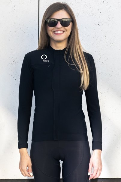 Classic Long Sleeve Jersey (black)