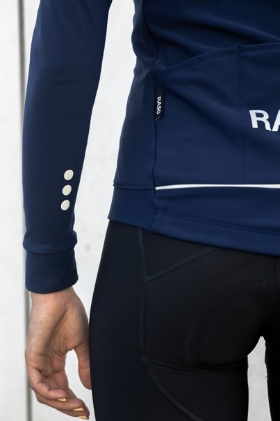 Classic Long Sleeve Jersey (navy blue)