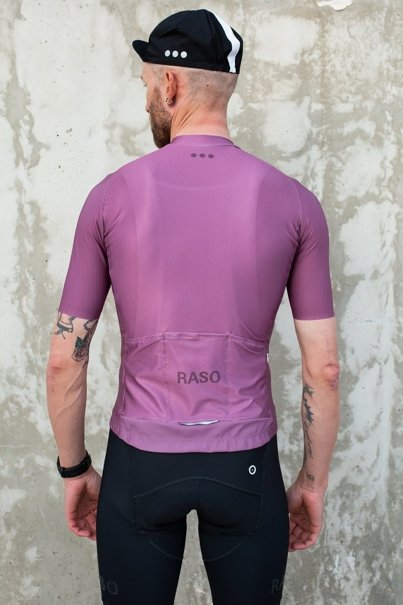 Men's Colorful Jersey (purple)
