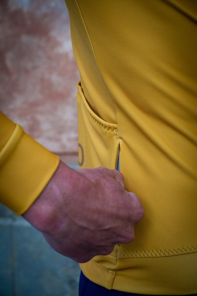 Men's Colorful Long Sleeve (amber)