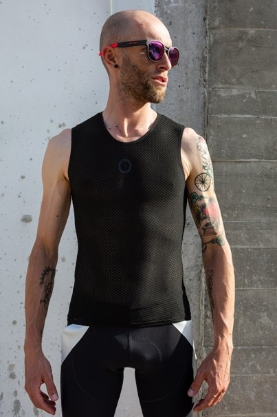 Sleeveless Base Layer (black)