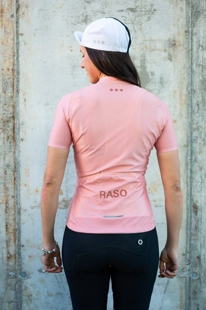 Women's Colorful Jersey (salmon)