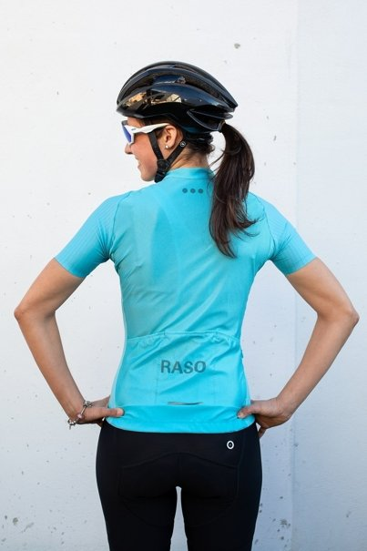 Women's Colorful Jersey (turquoise)